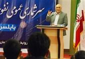 امید علی پارسا رئیس مرکز آمار ایران
