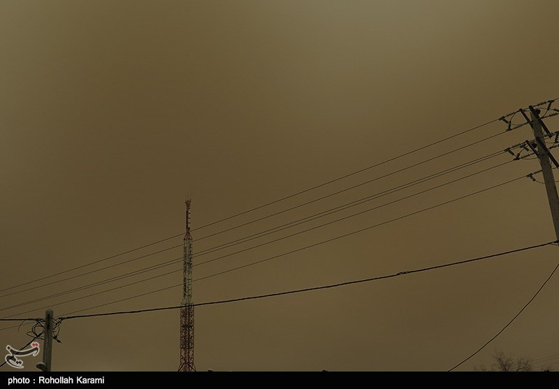 Int'l Conference on Combating Sand, Dust Storms Underway in Tehran