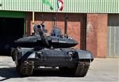 Iranian Tank 'Karrar' Ready for Use: Minister