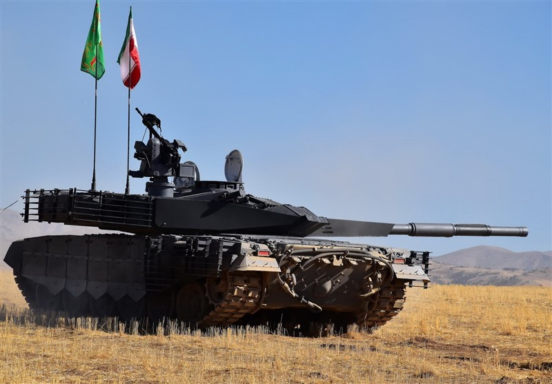 Iranian Defense Minister Lauds Advanced Homegrown Tank
