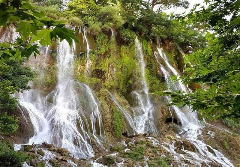 سفر به آبشارهای رویایی و شگفت انگیز/ زیباترین آبشارهای ایران در لرستان+ تصاویر