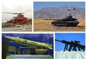 عملکرد سال 95 وزارت دفاع/ از رونمایی «کرار» و «باور ایرانی» تا شلیک «اس 300» و «ذوالفقار 700 کیلومتری»