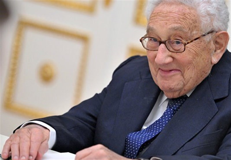 Kissinger Warns Trump: Defeating Daesh Could Lead to Iranian Empire