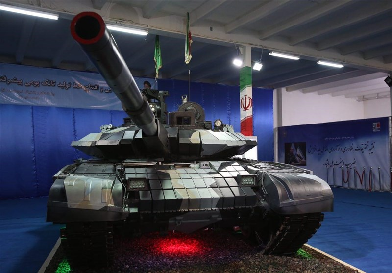 Iranian Army to Receive Advanced Homegrown Tank Soon: Commander