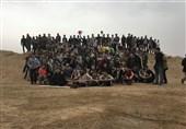 غرس درخت دانشجویان امیرکبیر