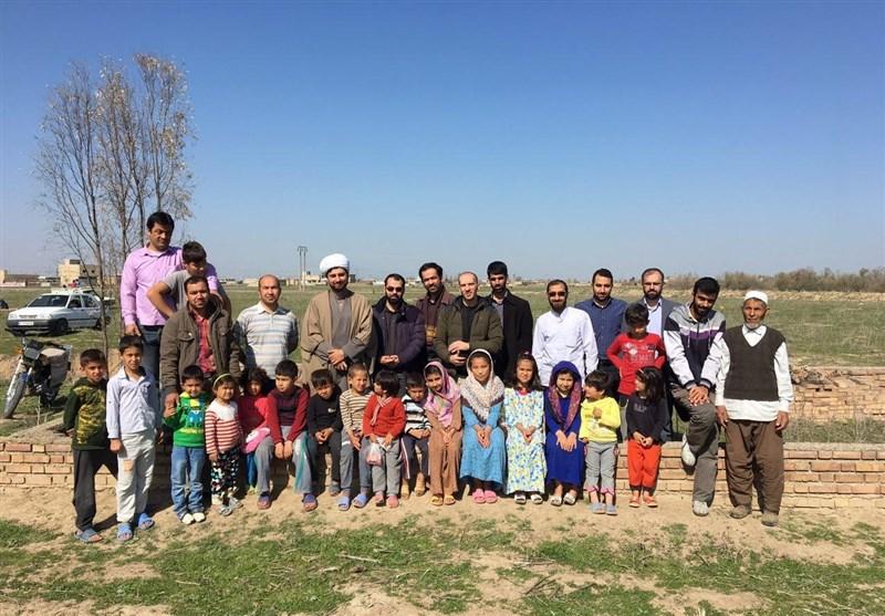 دو روز زندگی شیرین با ترکمنها/«بیشتر به ما سر بزن هموطن»+فیلم و عکس
