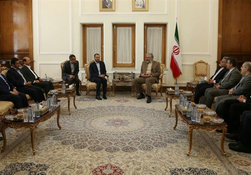 نائب وزیر الخارجیة العمانی یلتقی نظیره الایرانی فی طهران
