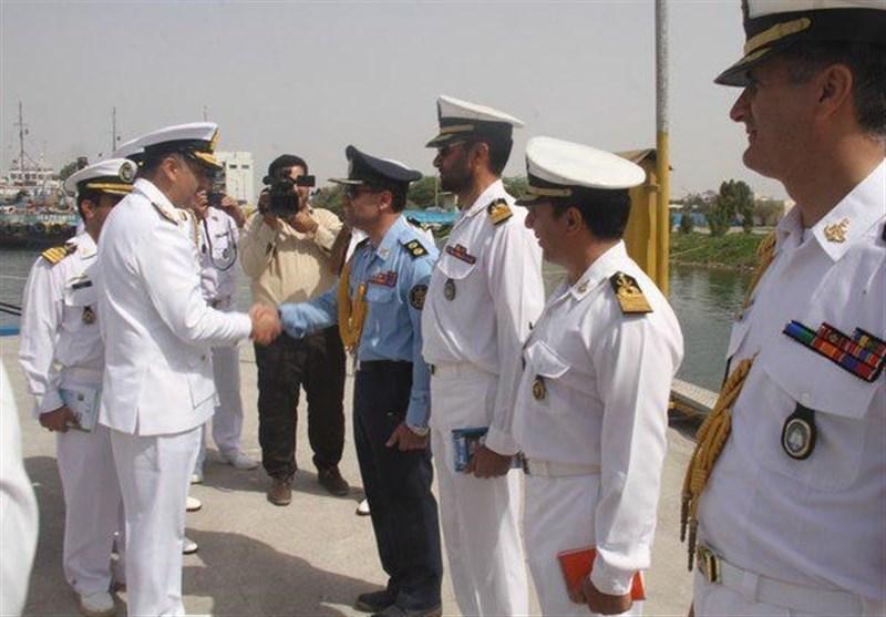 Iranian Naval Fleet Docks at Pakistani Port for Joint Drills