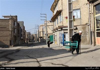 قافلة (ایران أرض الاخوة) فی کردستان