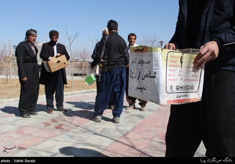 کاروان (ایران، سرزمین برادری) در کردستان