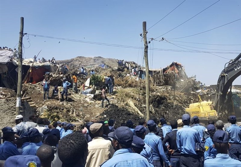 15 Killed, Dozens Missing in Ethiopia Garbage Dump Landslide