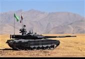 """نیروی زمینی ارتش تا پایان سال """"تانک کرار"""" را تحویل میگیرد/ ارتقای T-72های نزاجا به استاندارد کرار"""