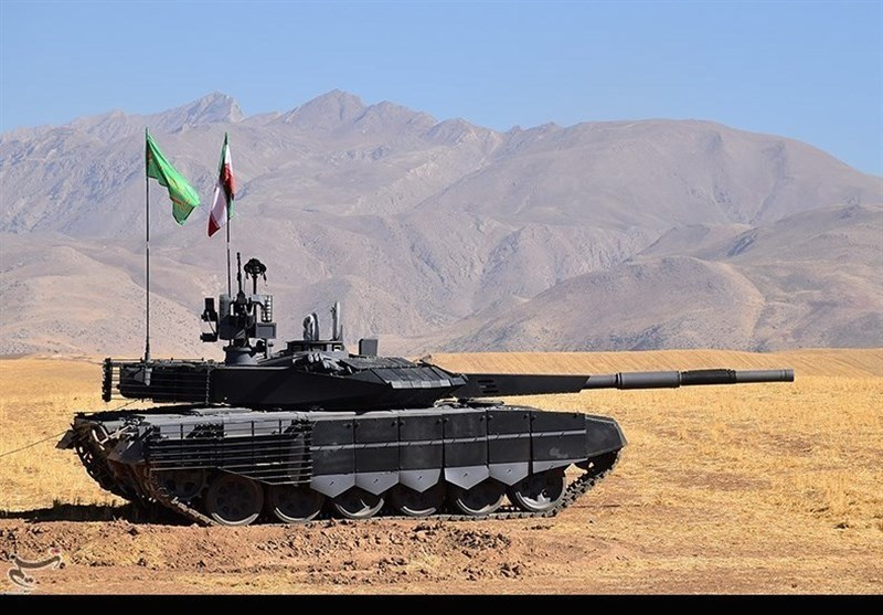Iranian Army to Employ Advanced Homegrown Tank Soon: Commander