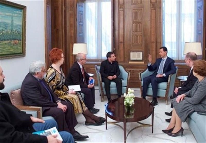 AB Heyeti, Suriye Konusundaki Yanlış Siyaseti Düzeltip İlişkileri Yeniden Başlatacağız