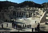 بازدید خبرنگاران از جاذبه های گردشگری سیستان و بلوچستان(2)