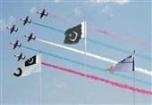 یوم پاکستان پر پاک فضائیہ اور پاک بحریہ کی جانب سے نغمے جاری