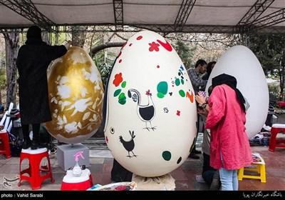تخم مرغ های نوروزی