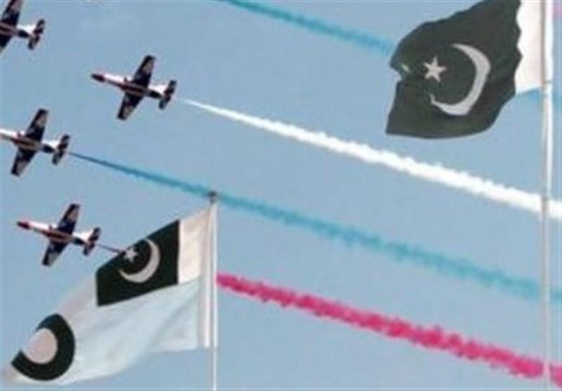 یوم پاکستان پریڈ کیلئے مسلح افواج کی فل ڈریس ریہرسل