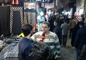 """وقتی مردم تماشاگر هستند و بازاریها نظارهگر؛ بازار تبریز زیر سایه رکود """"شلوغ"""" ولی """"کمرونق"""" است+ فیلم"""