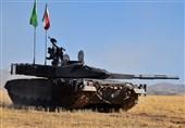 """القوات البریة تتسلم دبابة """"کرار"""" قریباً"""