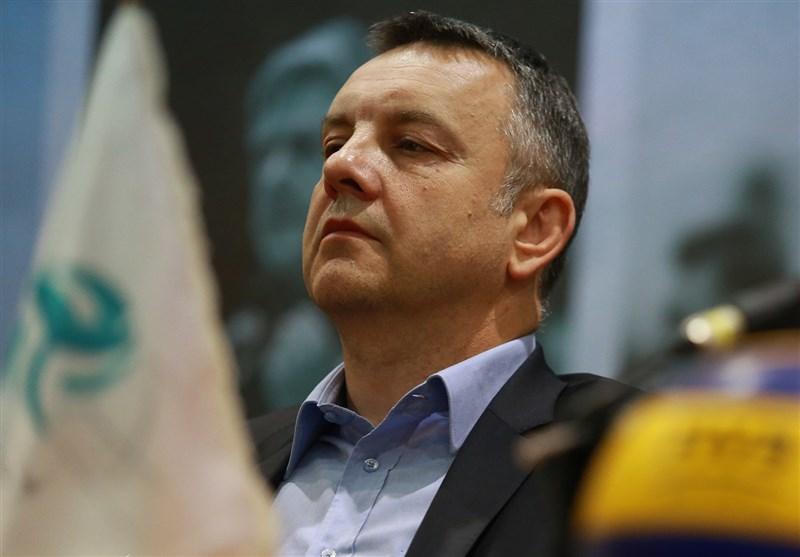 ایگور، میهمان خانه والیبال؛ کولاکوویچ وارد تهران شد