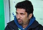 حسینی: به بازیهای باقیمانده فصل فکر میکنم نه ادامه حضور در ذوبآهن/ تمرکزمان روی رسیدن به مقام چهارمی است