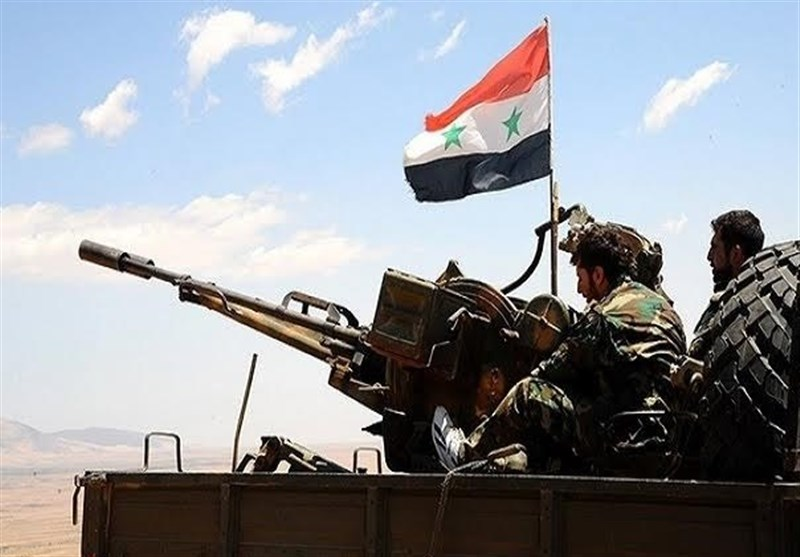 Teröristlerin Suriye'de Aldığı Ağır Hasarlar Bitmek Bilmiyor/Suriye Ordusu Teröristlere Karşı Büyük Başarılar Elde Etti
