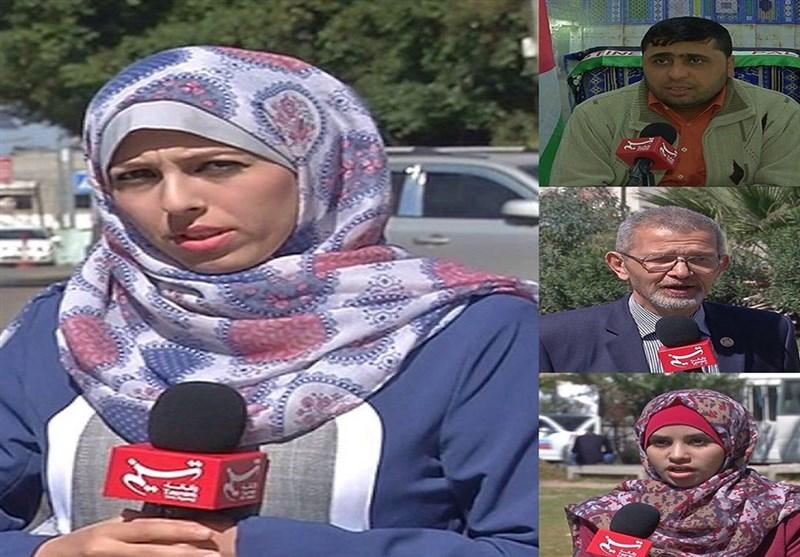 خیبة أمل فی غزة بعد قرار عباس+فیدیو