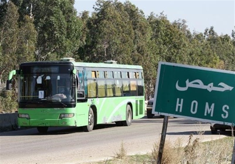 Bus Bombing Hits Syria's Homs, Five Dead: State Media