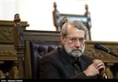لاریجانی: الأفعال الأمریکیة الأخیرة ضد إیران لن تبقى دون ثمن