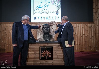نکوداشت محمد مهرآیین