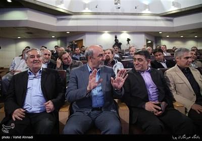 نکوداشت محمد مهرآیین جوانمرد ورزش و تاریخ انقلاب اسلامی