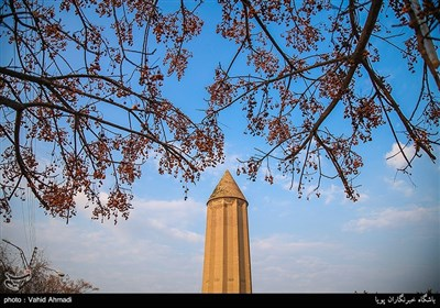 Iran's Beauties in Photos: Gonbad-e Qabus Tower