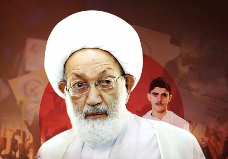 درخواست آیت الله شیخ عیسی قاسم برای برگزاری همهپرسی در بحرین