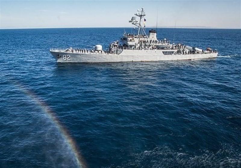 قطع بحریة ایرانیة تتوجه الى خلیج عدن وباب المندب