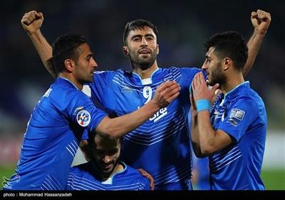 Iran's Esteghlal Defeats Uzbekistan's Lokomotiv