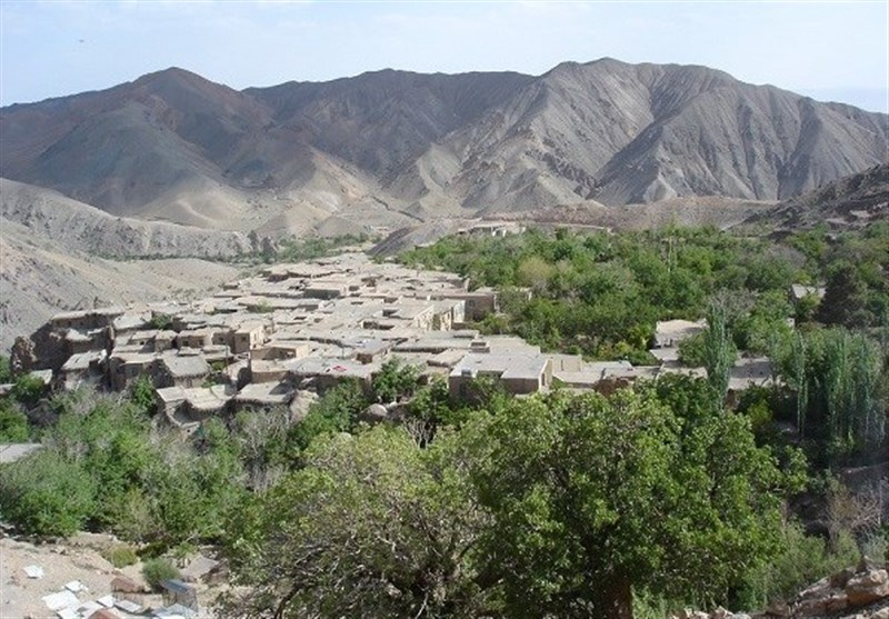 Chenesht, A Colorful Village East of Iran