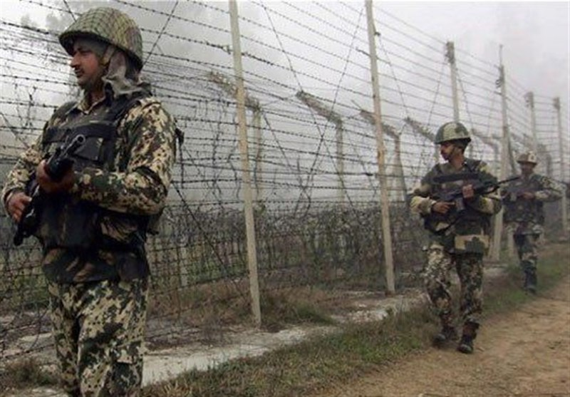 مرز هند و پاکستان