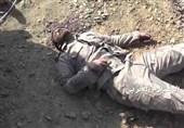 شکار 12 نظامی و مزدور سعودی توسط تک تیراندازان یمن + فیلم