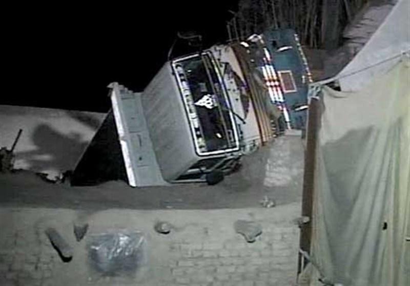 کوئٹہ: ریت بھرا ڈمپر کچے مکان پر گرنے سے 7 افراد جاں بحق