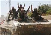 الجیش السوری یستأنف عملیاته بریف حلب ویتقدم بمحیط تدمر