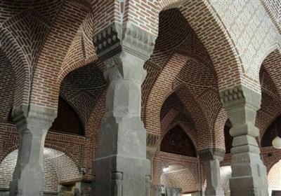مسجد سنگی کندوان میانه