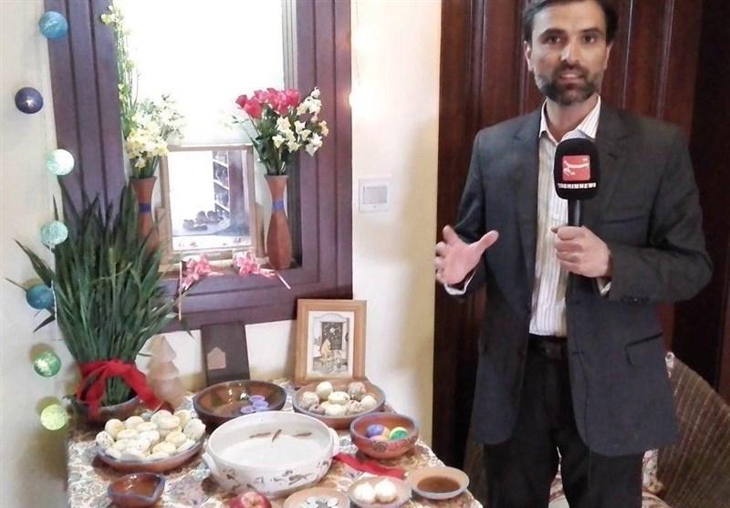 پاکستانی قوم کی جانب سے اہل ایران کو نئے سال کی مبارکباد + ویڈیو