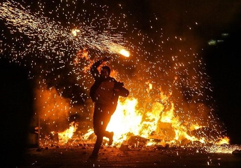 سئوال از نوجوانان مشهدی در شب چهارشنبه سوری؛ اگر 100 میلیون بگیری حاضری به خودت آسیب بزنی؟!