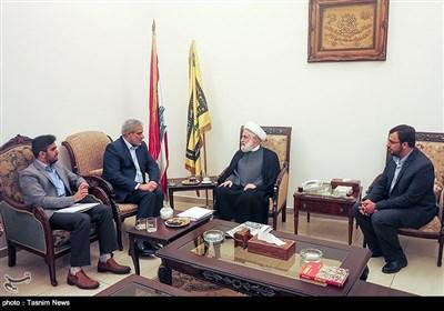 مدیر عام وکالة تسنیم یزور لبنان