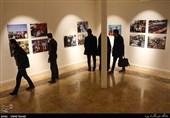 برگزاری مراسم اختتامیه نمایشگاه عکس «عشق و آتش»