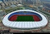 برگزاری دیدار مشکیپوشان - تراکتورسازی در ورزشگاه امام رضا (ع)