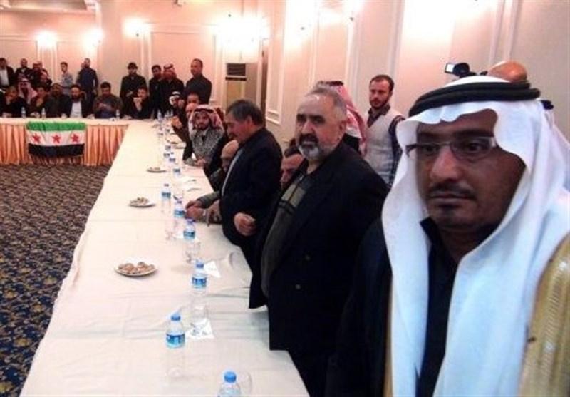 ترکیه باند مسلح ضد سوری