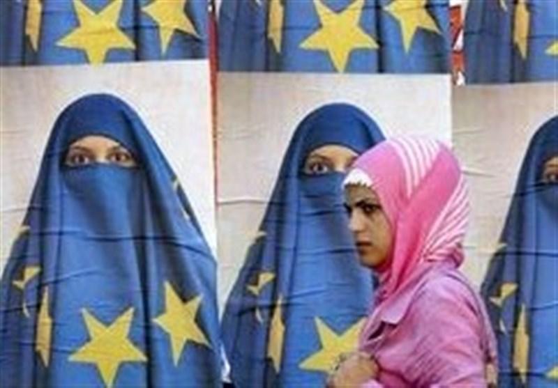 قانون ضدحجاب در اروپا مانند قانون ضداسلامی ترامپ است/ جای خالی آزادی مذهبی در اروپا
