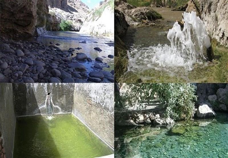 ارومیه شهر جاذبههای پنهان/ چشمههای شفابخش و بهشتی ارومیه مسافران را به خود میخواند+تصاویر
